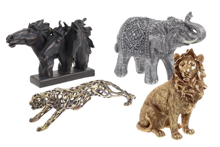Figurine decorative cu animale