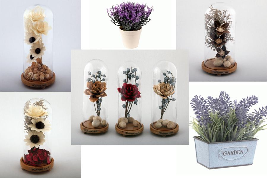 Flori decorative artificiale