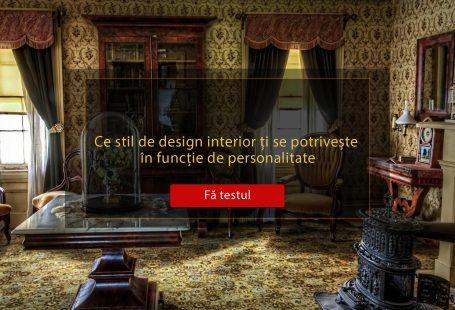 Ce stil de design interior ti se potriveste